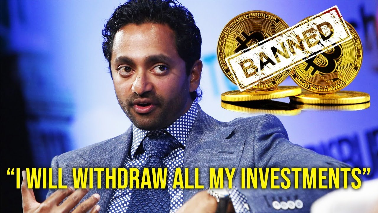 Chamath Palihapitiya - This is What the New Biden Policy Means for Your Bitcoin Investments