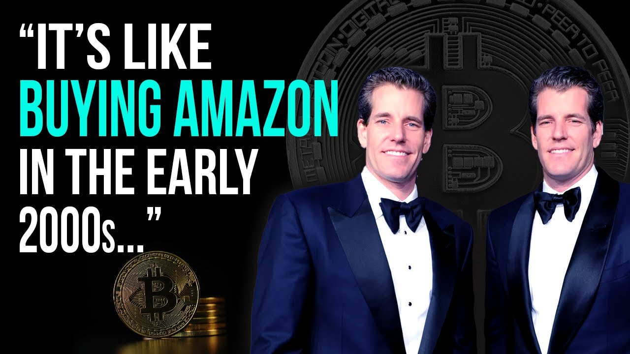 BTC Price To $500K? Why Bitcoin Is Disrupting Gold (Winklevoss Twins)