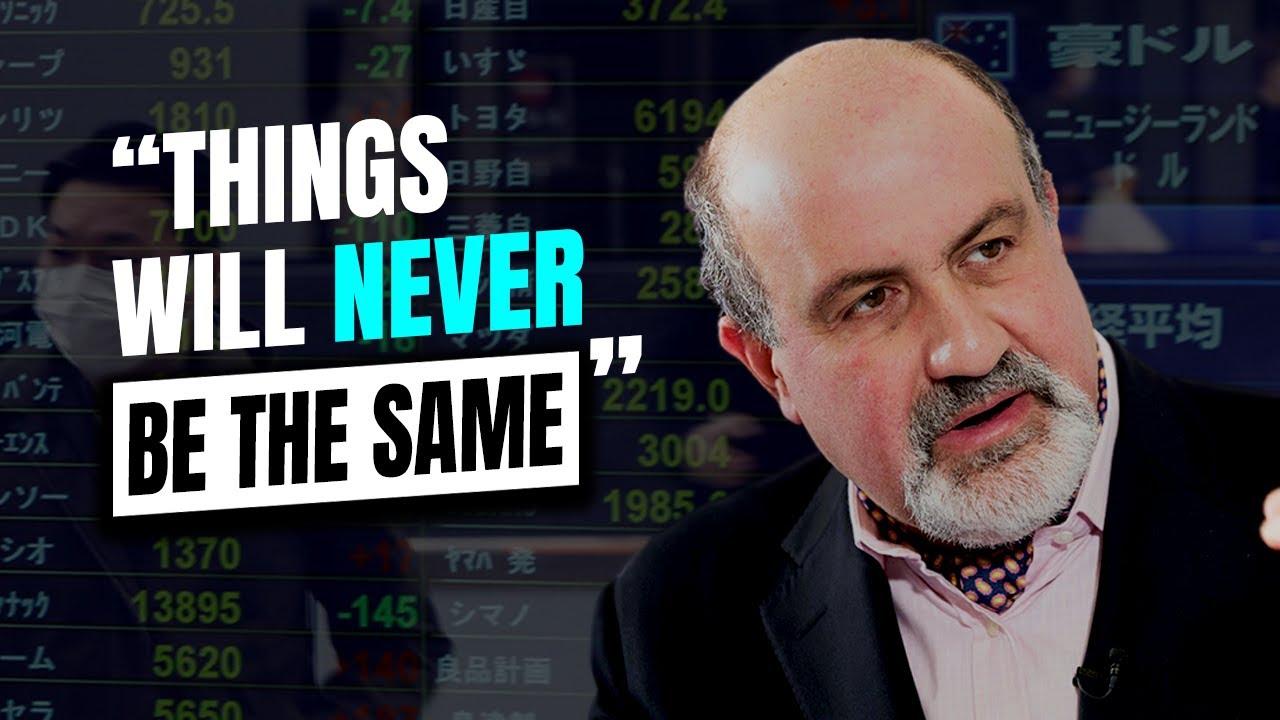 Why Denial Has A HUGE Economic Cost | Nassim Taleb