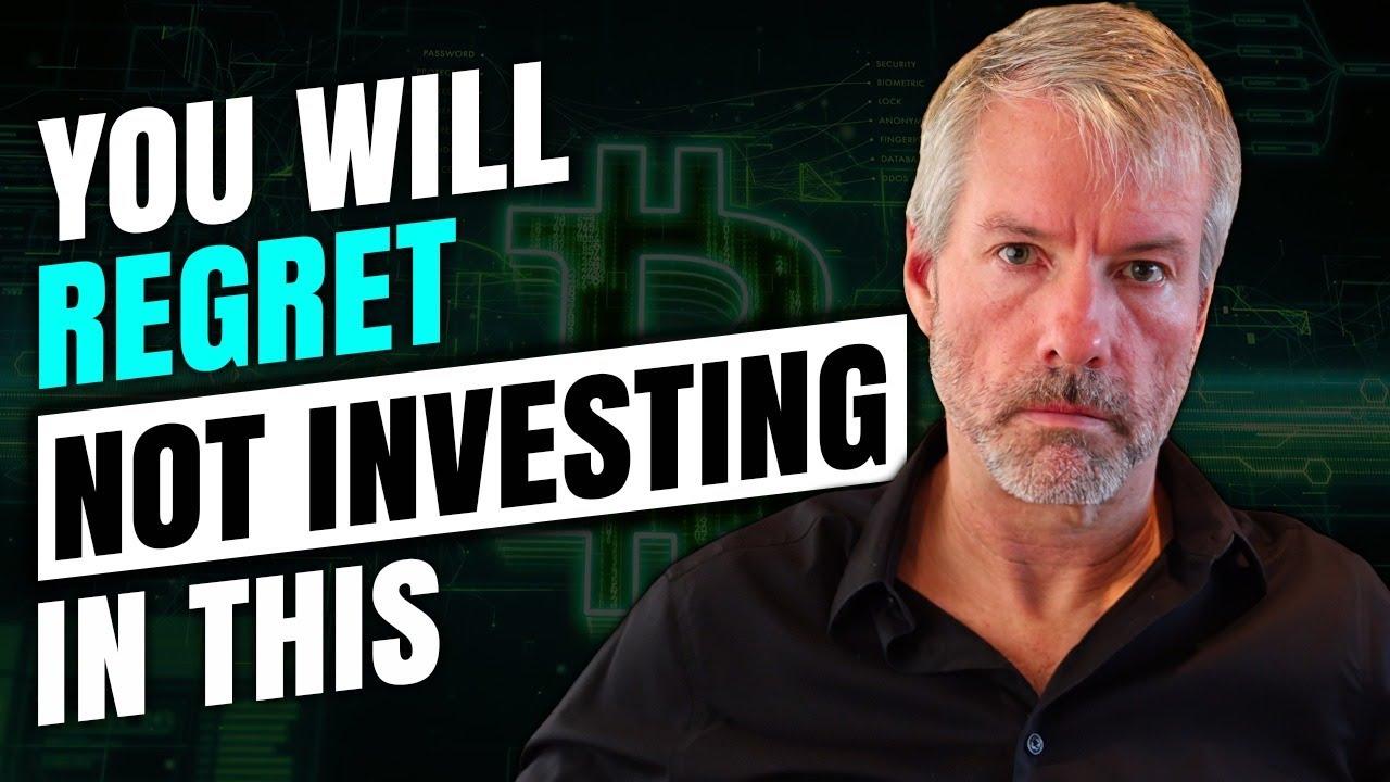 Michael Saylor Bitcoin & Ethereum Prediction: $300 TRILLION Cash Inflow? | Bitcoin News
