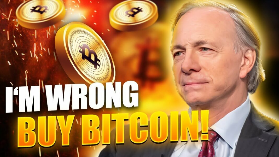 Billionaire Ray Dalio - Bitcoin's Greatest Risk Is Its Success! It Is A Tremendous Accomplishment!