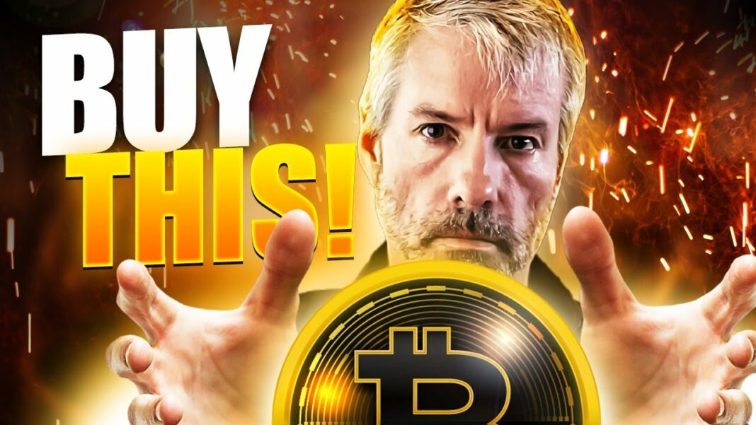 Michael Saylor On The Ultimate Game Theory On Entering Bitcoin Mining Network...