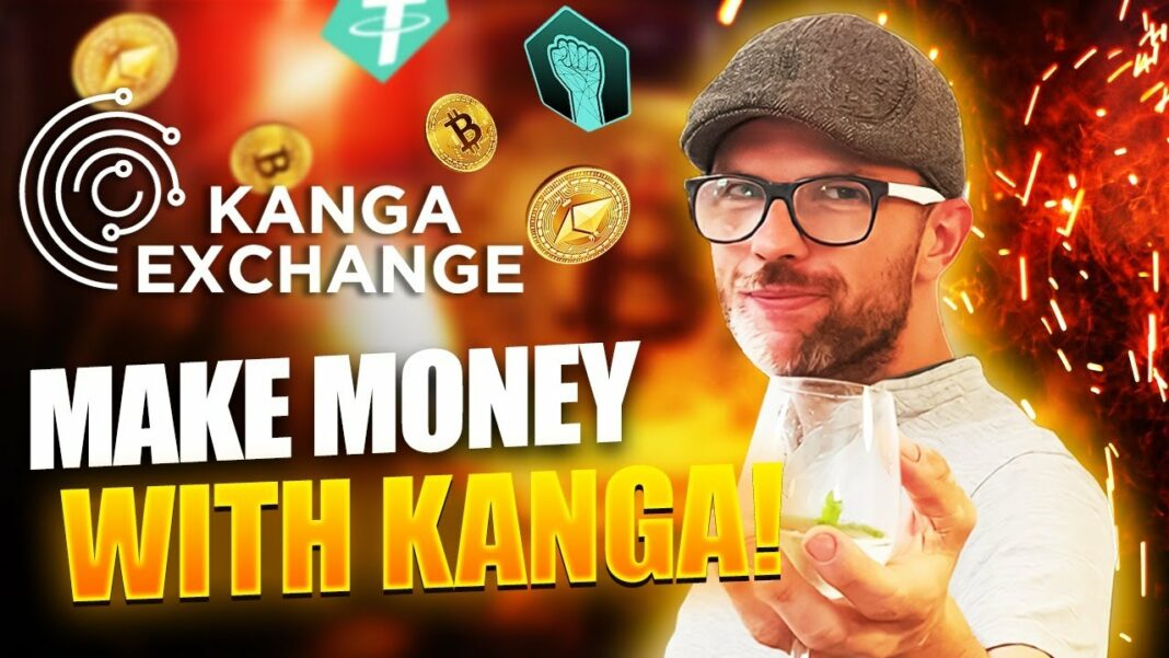 How to Earn With Kanga Exchange | Why it Will Better YOUR Crypto Experience!!!