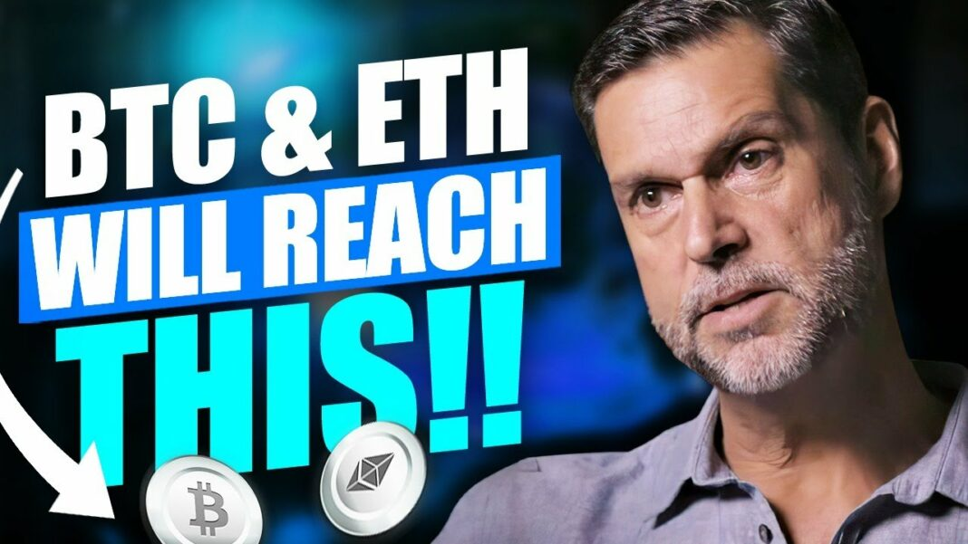 Raoul Pal Bitcoin - This Whole Crypto Space Is Going To $200 Trillion (100x) In Next Few Years!!